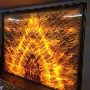 tranh đá onyx nhập khẩu iran